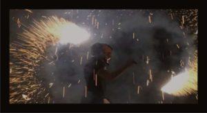 Pyro und Feuerwerk von Spirit of Dragonfire