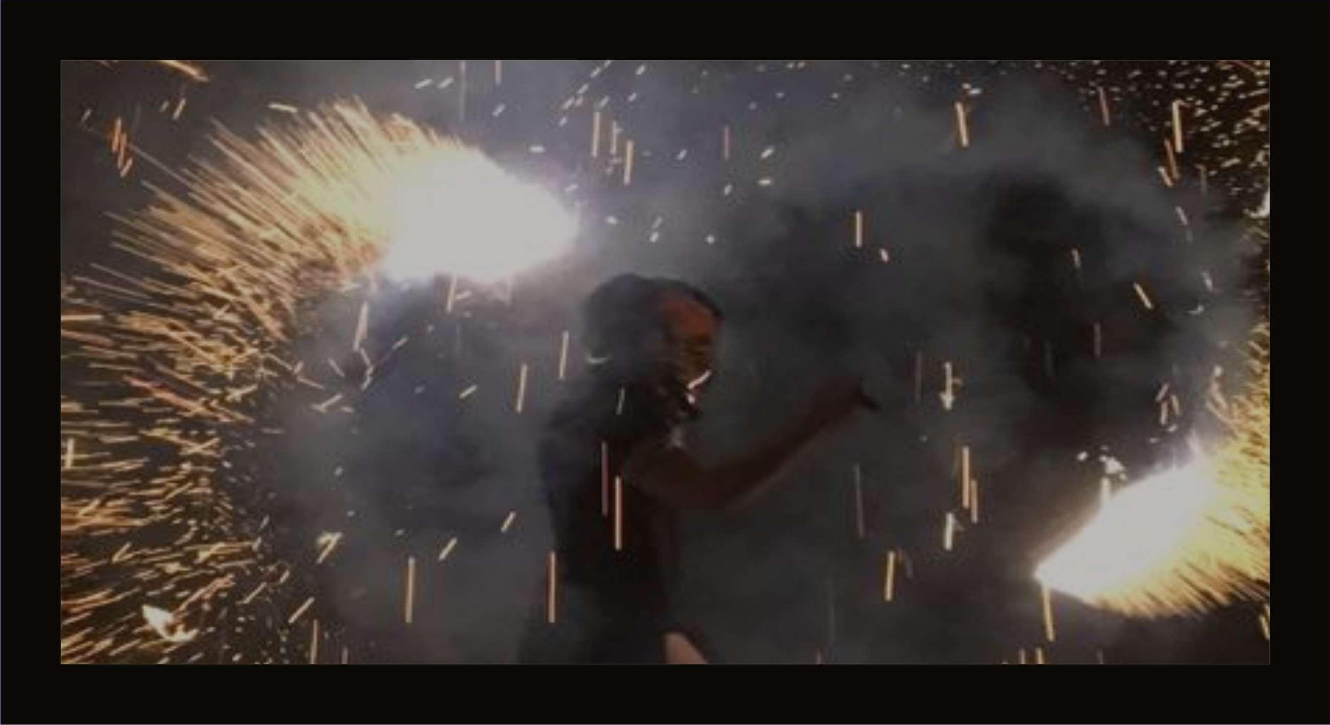 Pyro und Feuerwerk